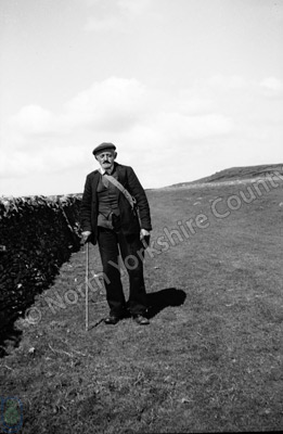 Mr R. P. Brown, Grassington